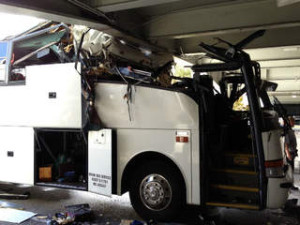 Bus Accident MBTA